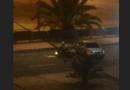 Video: así fue como vehículo de piques ilegales casi arrolla a un policía