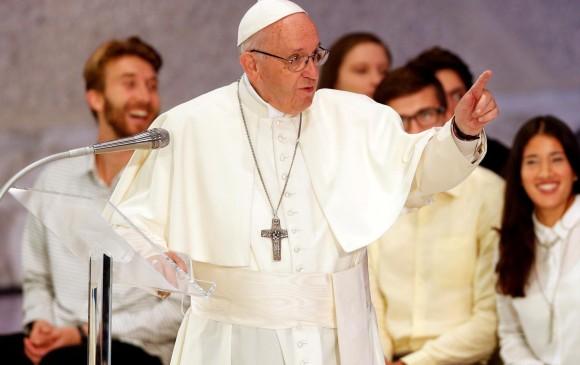 Papa Francisco, el Sia Radio