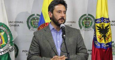 Secretario de seguridad de Bogotá