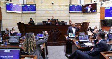 Congreso, Senado, El Sia Radio