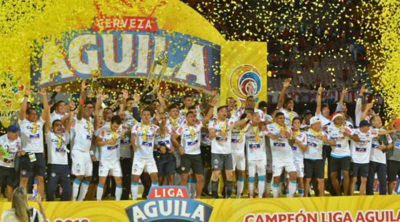 Junior Campeón, Liga Águila, El Sia Radio