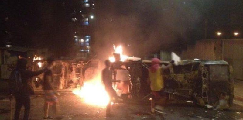 Protestas en Venezuela, El Sia,