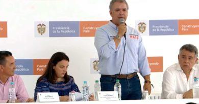 Presidente Duque, Construyendo País, El Sia Radio