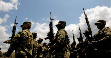 Militares colombianos, el sia radio