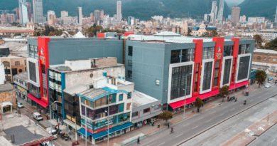 Centro Comercial Puerto Rico, El Sia Radio, Centro de Bogotá