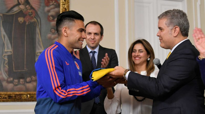 Duque, Pabellón Falcao, Casa de Nariño, El Sia Radio, Copa América