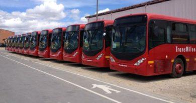 Flota de buses, Transmilenio, Transporte, Transporte en Bogotá, Transporte eléctrico, El Sia Radio