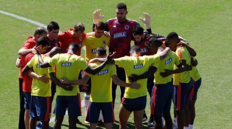 Selección Colombia, Catar, Copa América, Brasil