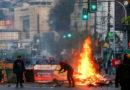 El inicio Viña de del Mar fue en medio de disturbios en Chile