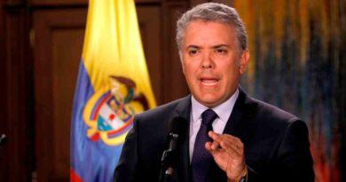 Presidente Duque enfrentará investigación por declaraciones de Aida Merlano