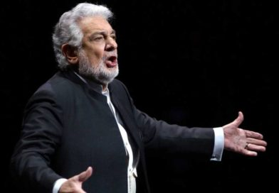 Plácido Domingo aceptó su  responsabilidad de acoso sexual