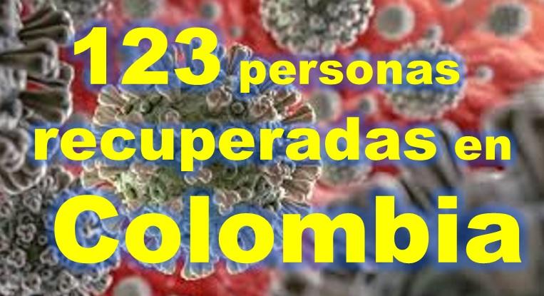 Colombia con 2.054 pacientes con COVID-19 y 54 fallecidos