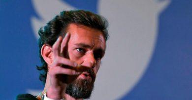 Jack Dorsey de Twitter dona 1.000 millones ante Covid-19