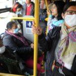 Obligatorio el uso de tapabocas en transporte público