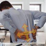 Dolor de espalda, una de las dolencias más comunes durante el teletrabajo