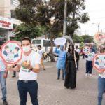 """Alcaldía Local de San Cristóbal implementa campaña """"Pitémosle a las excusas"""""""