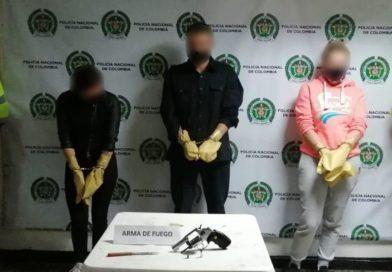 Capturan A Los Presuntos Asesinos De Domiciliario
