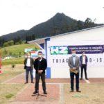 Llegan nuevas unidades de Triage para atender a pacientes de Covid-19 en Cundinamarca