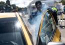 Más de 300 Taxis Fueron Higienizados el Fin de Semana en Bogotá