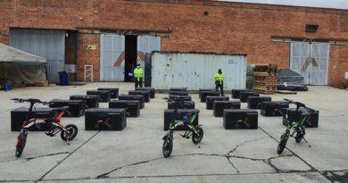 Aprendidas Mercancías de Contrabando Por Más De 60 Millones De Pesos
