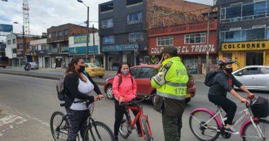 Policía Fiscal y Aduanera de Frente Contra el Hurto de Bicicletas