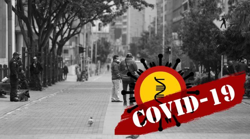 Cerca de 48.000 victimas de Covid-19 en Colombia