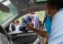 Presidente recibió Caravana Turística 'Yo Voy'