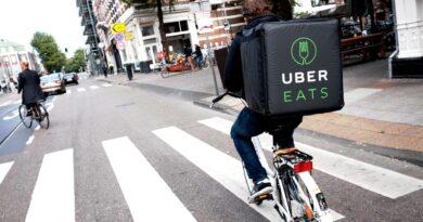 Uber Eats no va más en Argentina