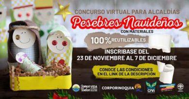 Gran Concurso Virtual de Pesebres Navideños 100% Reutilizables