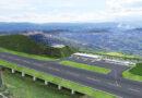 Dan pista a construcción del Aeropuerto del Café