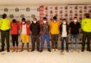 Capturados siete integrantes de´Los Contadores`
