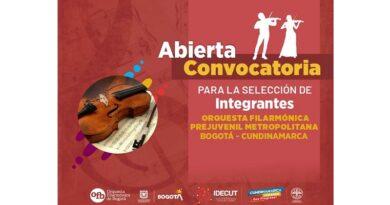 Nueva Convocatoria en Cundinamarca