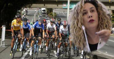 """""""Me gusta el Ciclismo, no estoy de acuerdo es con el capricho del despilfarro"""""""