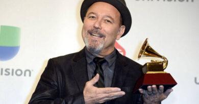 Rubén Blades la Persona del Año en los Grammy Latino 2021