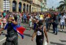 Estados Unidos no está tras protestas en Cuba