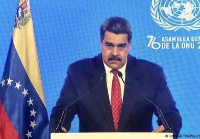 Nicolás Maduro exige levantamiento de las sanciones hacia Venezuela