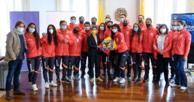 Equipo Bogotá a representarnos en los Juegos Nacionales de Mar y Playa