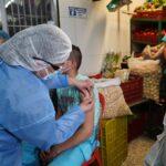 Bogotá acerca la vacunación contra el Covid19 a las plazas de mercado