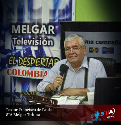 Pastor Francisco melgar FINAL