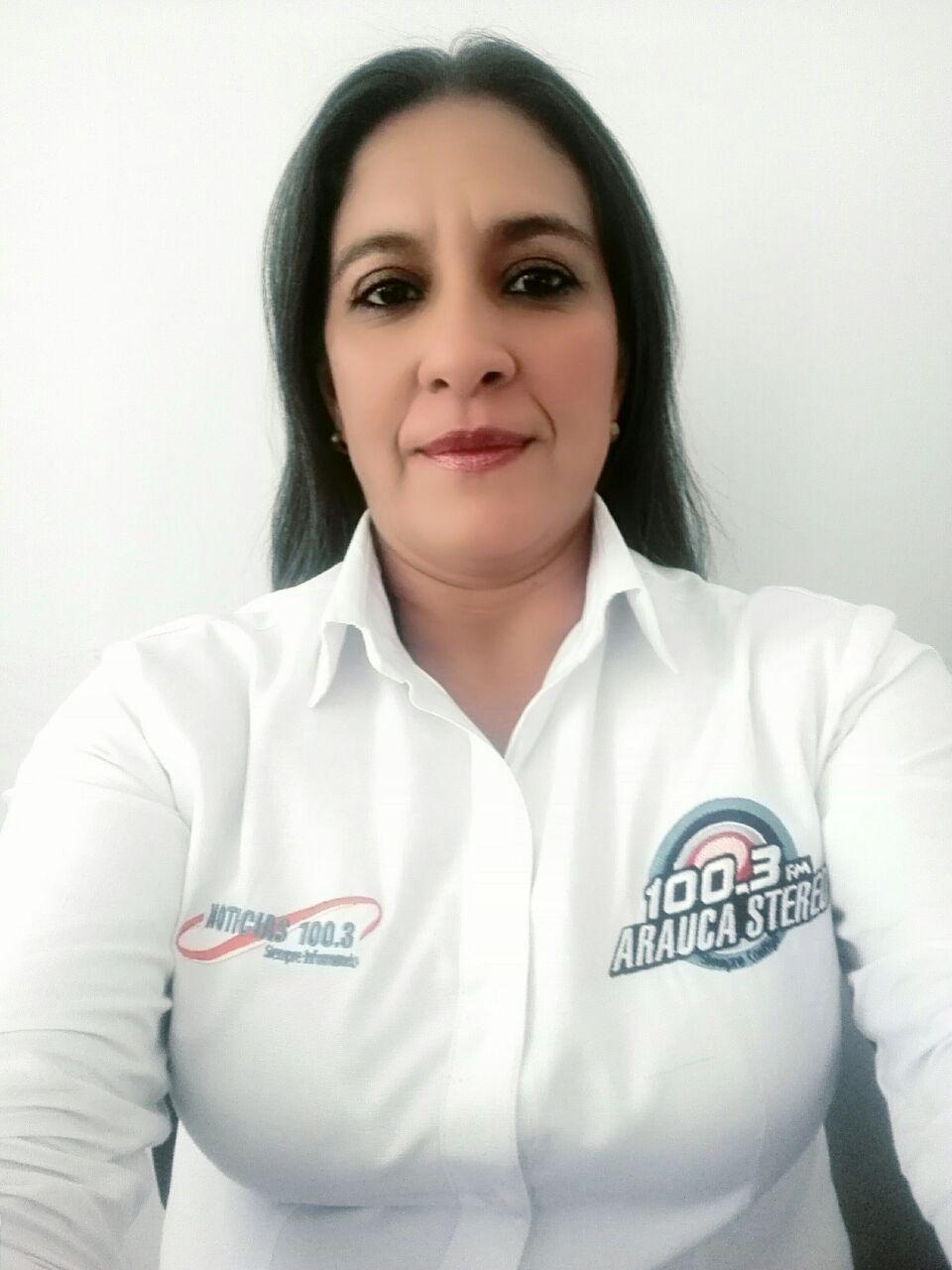 Sandra Milena Buitrago  Arauca